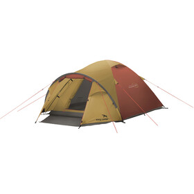 Easy Camp Quasar 300 Tenda, yellow/orange